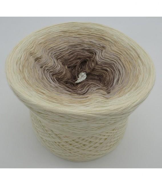 Vanille Schokoccino (Vanille Chocolat Chino) - 4 fils de gradient filamenteux - photo 6