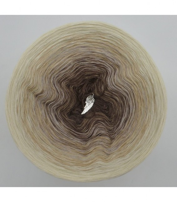 Vanille Schokoccino (Vanille Chocolat Chino) - 4 fils de gradient filamenteux - photo 7