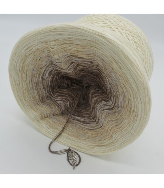Vanille Schokoccino (Vanilla Schokoccino) - 4 ply gradient yarn - image 9