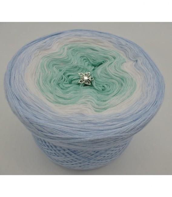 Feenstaub - 3 ply gradient yarn image 6