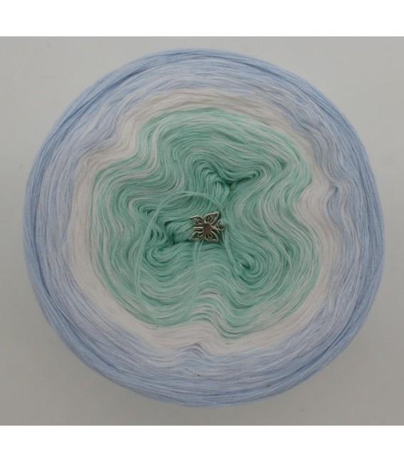 Feenstaub - Farbverlaufsgarn 3-fädig - Bild 7