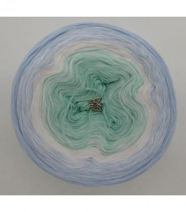 Feenstaub (волшебная пыль) - 3 нитевидные градиента пряжи - Фото 7
