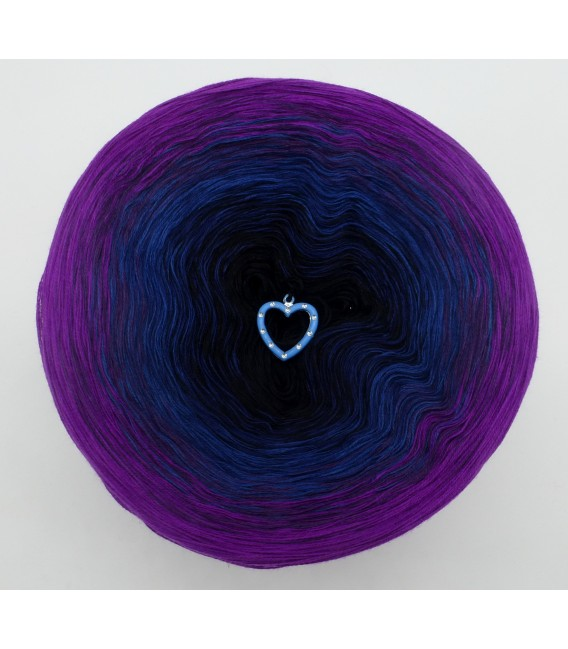 gradient yarn 4ply Amazing - Bishop outside 2