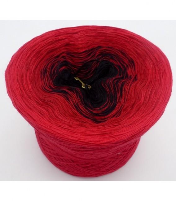 Höllenfeuer - 3 ply gradient yarn image 6