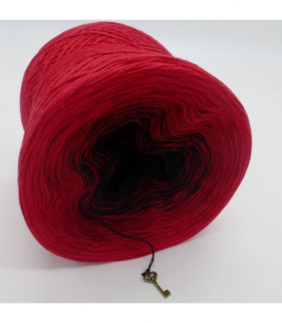 Höllenfeuer - 3 ply gradient yarn image 8