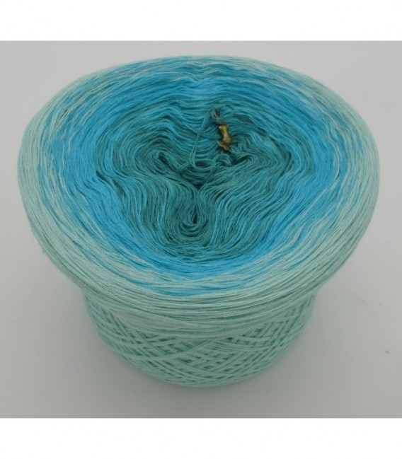 Auf hoher See - 3 ply gradient yarn image 6
