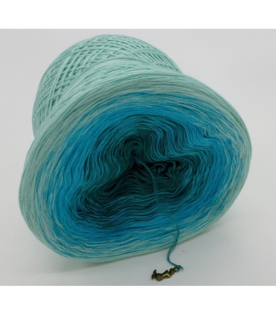 Auf hoher See - 3 ply gradient yarn image 8