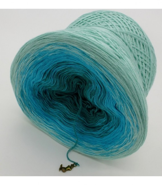 Auf hoher See - 3 ply gradient yarn image 9