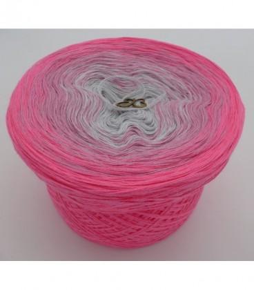 Seerosen (Водяные лилии) - 3 нитевидные градиента пряжи - Фото 6