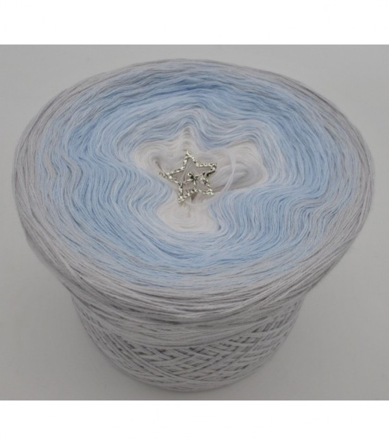 Schneekönigin - 3 ply gradient yarn image 6