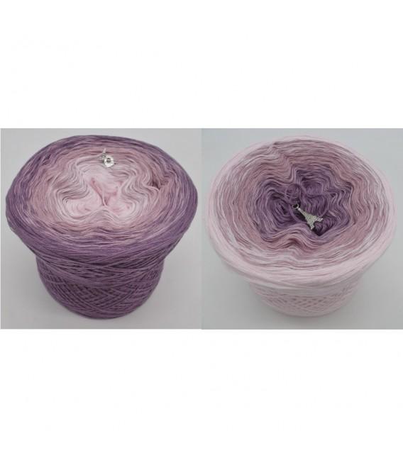 Angel Dust - 3 ply gradient yarn image 1