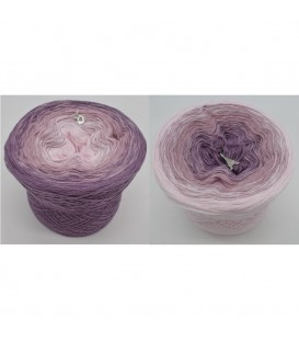 Angel Dust - 3 ply gradient yarn