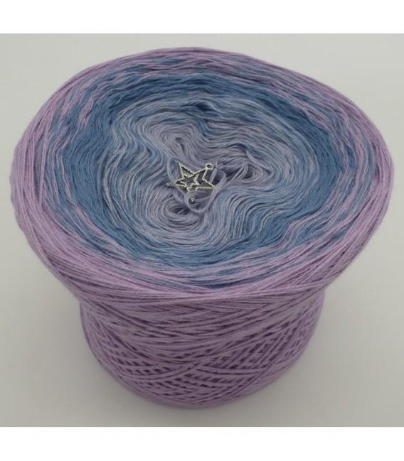 Sternenstaub - 3 ply gradient yarn image 6
