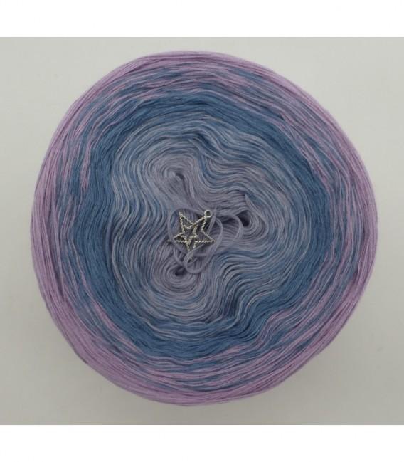 Sternenstaub (звездная пыль) - 3 нитевидные градиента пряжи - Фото 7