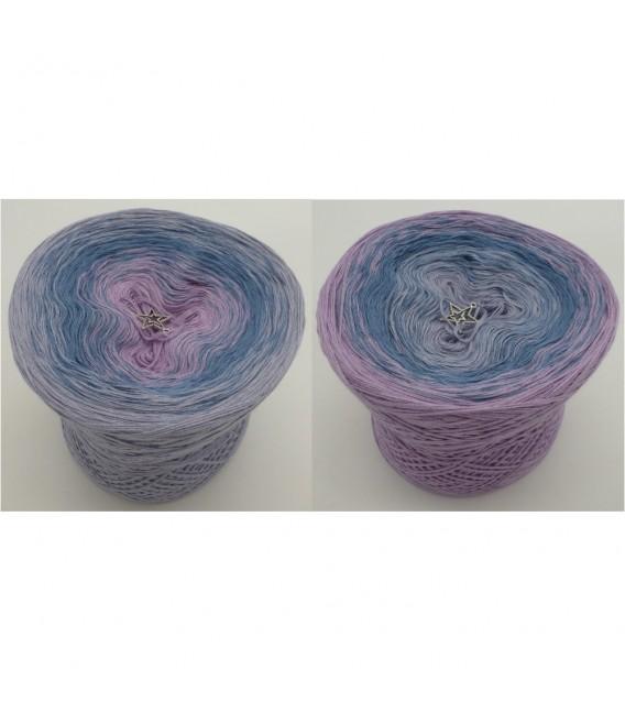 Sternenstaub - 3 ply gradient yarn image 1
