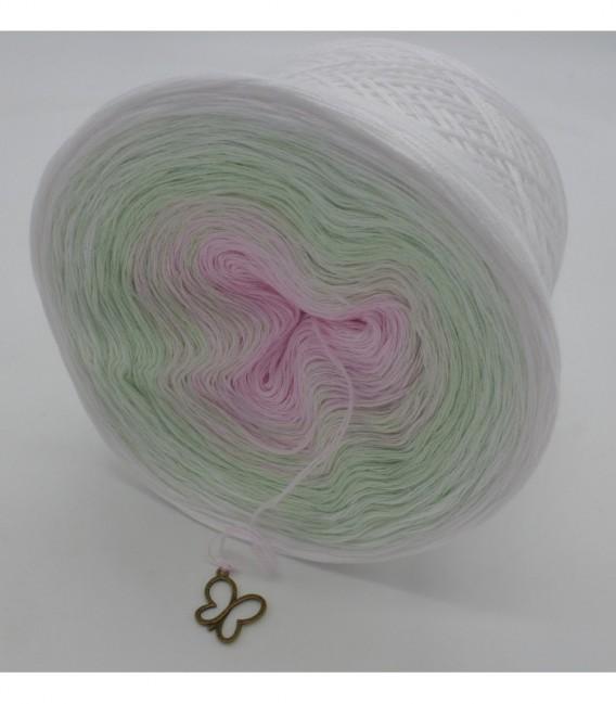 Zarte Lilienknospe (Нежные лилии бутон) - 3 нитевидные градиента пряжи - Фото 9
