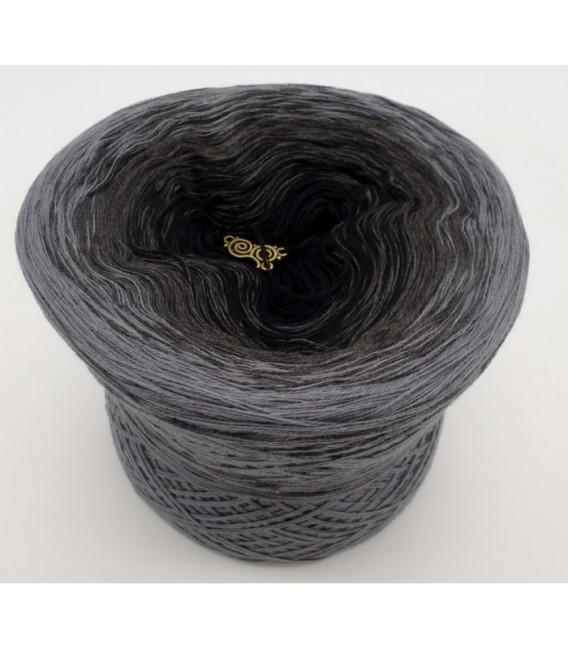 Schlaflose Nacht - 3 ply gradient yarn image 6