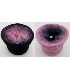 Romantica - 3 ply gradient yarn