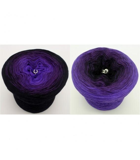 Rausch der Sinne - 3 ply gradient yarn image 1