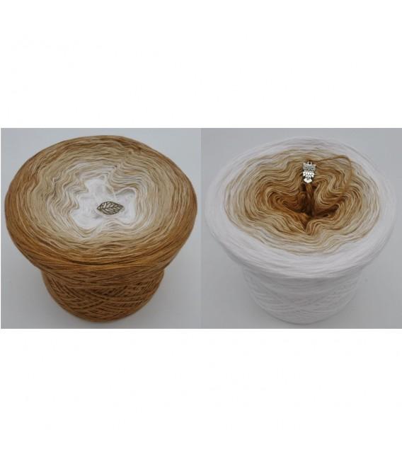 Caramel Bonbon (карамель конфеты) - 3 нитевидные градиента пряжи - Фото 1