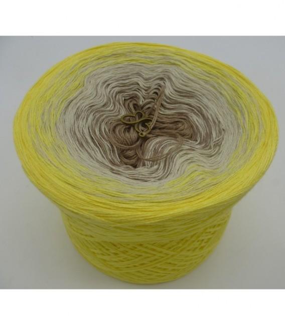 Wiege der Sonne - 3 ply gradient yarn image 6