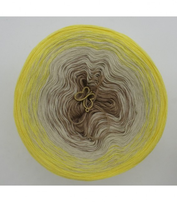 Wiege der Sonne - 3 ply gradient yarn image 7