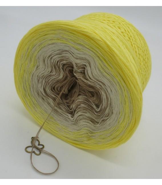 Wiege der Sonne - 3 ply gradient yarn image 9