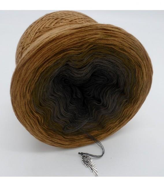 Augenweide (глаз конфеты) - 3 нитевидные градиента пряжи - Фото 8