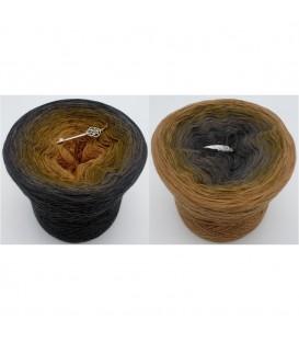 Augenweide - 3 нитевидные градиента пряжи