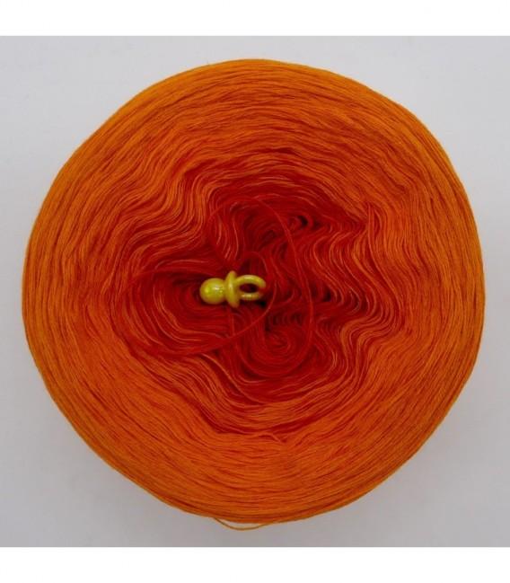 Herbstzauber (осень магия) - 3 нитевидные градиента пряжи - Фото 7
