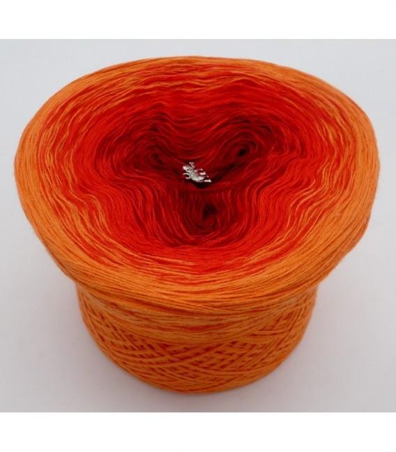 Kaminfeuer - 3 ply gradient yarn image 6
