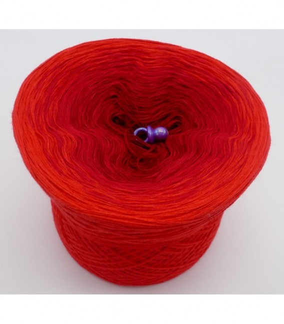 Hot Chili - 3 ply gradient yarn image 6
