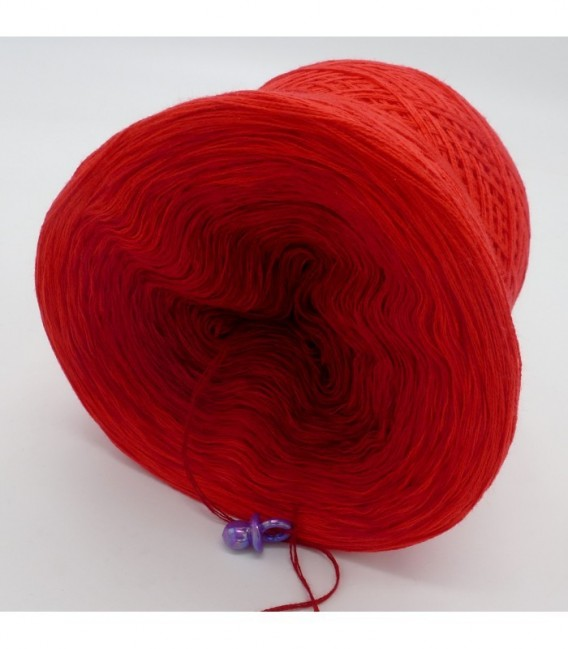 Hot Chili - 3 ply gradient yarn image 9
