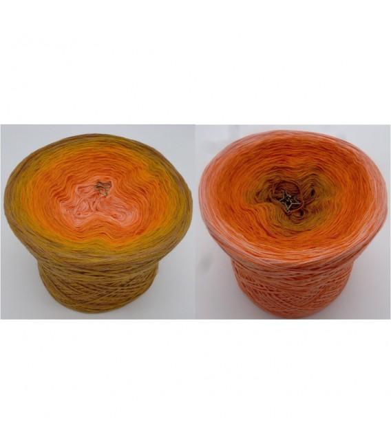 Spirit of India - 4 ply gradient yarn - image 1