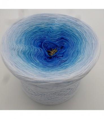 Eisprinzessin - Farbverlaufsgarn 4-fädig - Bild 6