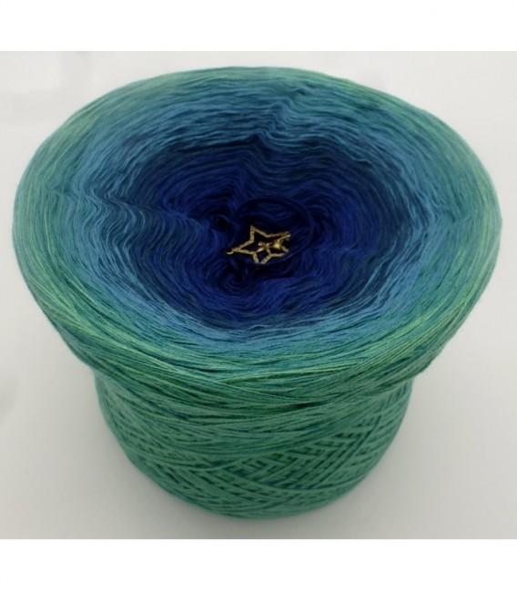 Karibische Nächte (Caribbean nights) - 4 ply gradient yarn - image 6