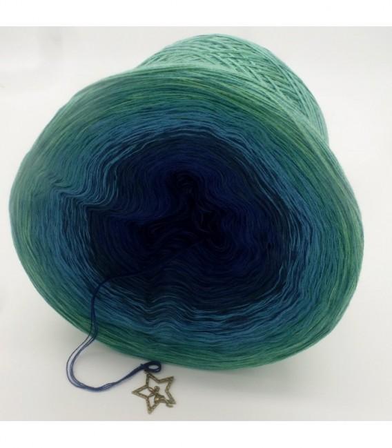 Karibische Nächte (Caribbean nights) - 4 ply gradient yarn - image 8