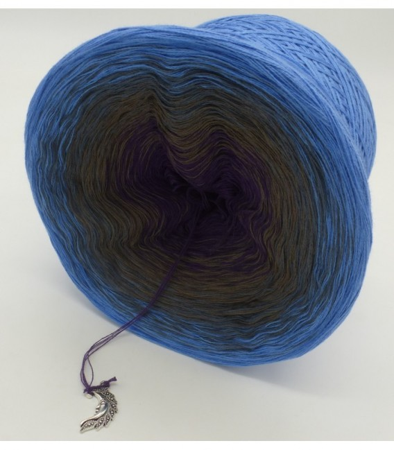 Galaxis (galaxy) - 4 ply gradient yarn - image 9