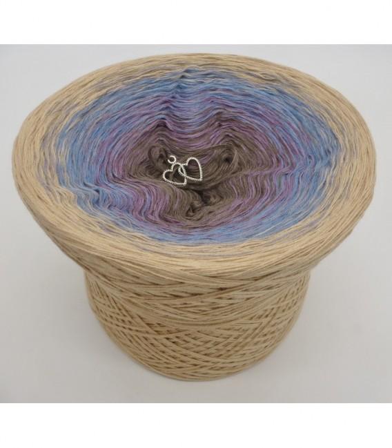 Weg zum Glück (Way to happiness) - 4 ply gradient yarn - image 6