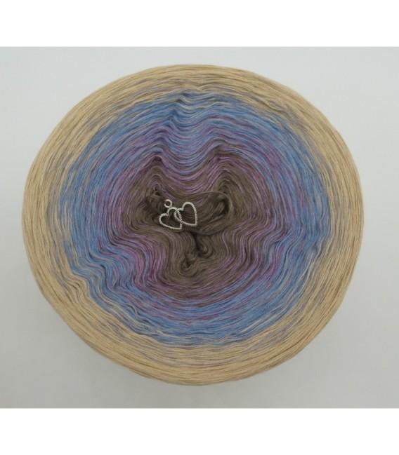Weg zum Glück (Way to happiness) - 4 ply gradient yarn - image 7