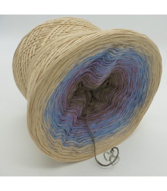 Weg zum Glück (Way to happiness) - 4 ply gradient yarn - image 8