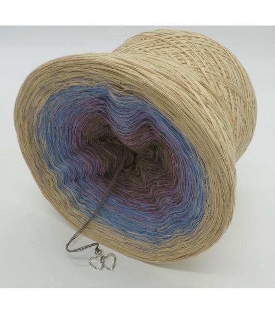 Weg zum Glück (Way to happiness) - 4 ply gradient yarn - image 9