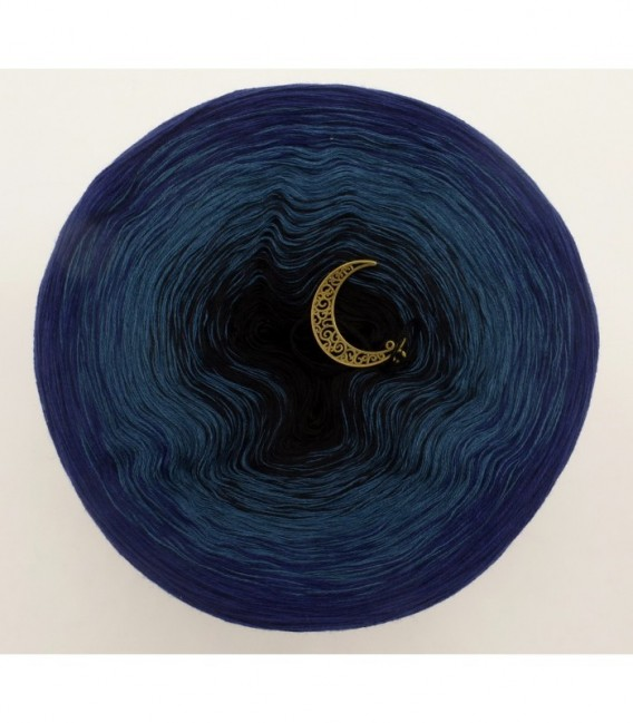 Dunkle Nacht (Темная ночь) - 4 нитевидные градиента пряжи - Фото 7
