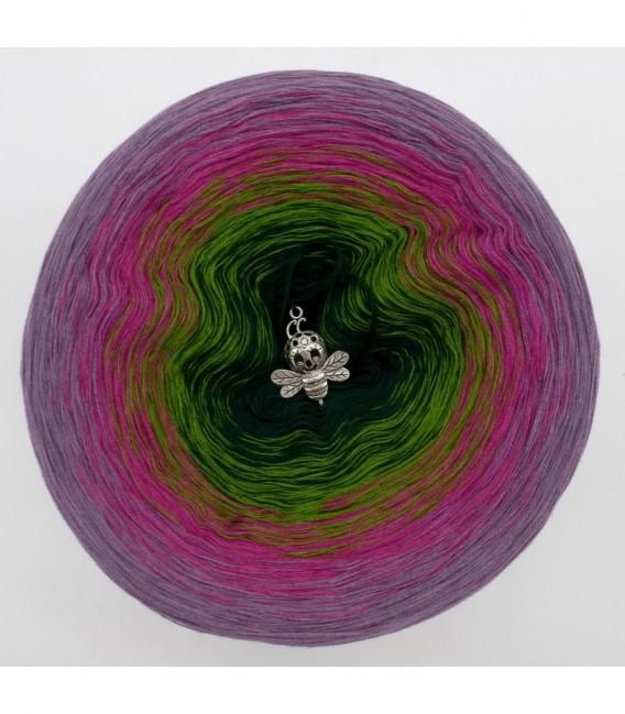 Blühende Heide (Flowering heather) - 4 ply gradient yarn - image 7