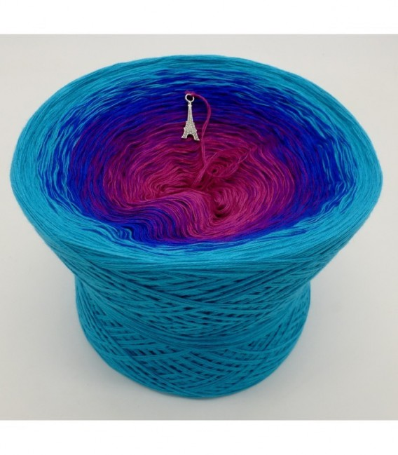 Lebensfreude (la joie de vivre) - 4 fils de gradient filamenteux - Photo 6