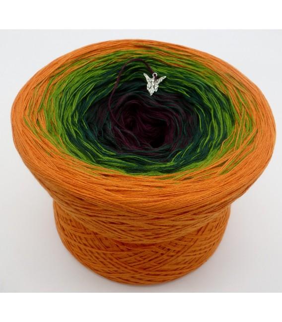 gradient yarn Irischer Frühling - Cognac outside