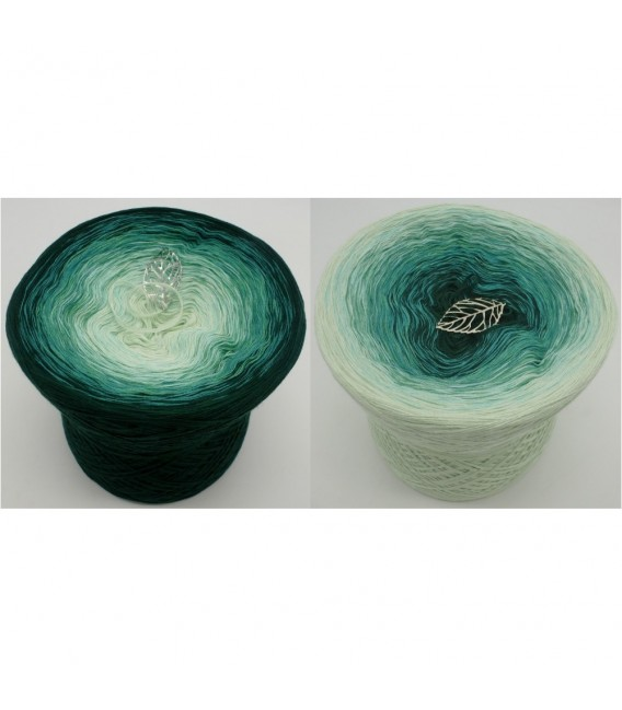 Tannenwald (Fir forest) - 4 ply gradient yarn - image 1