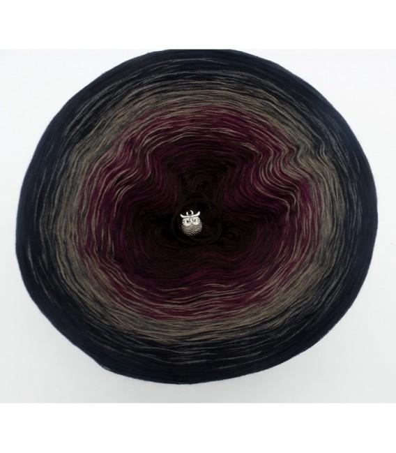 Dunkle Schatten (Dark shadows) - 4 ply gradient yarn - image 7