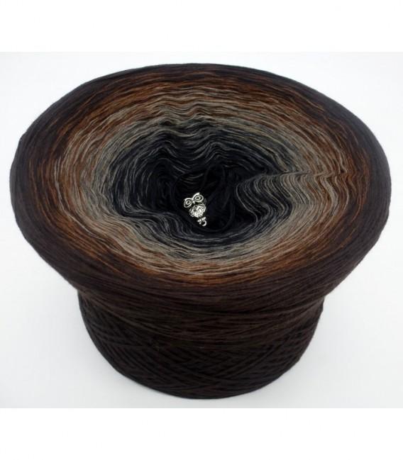 Midnight Blues - 4 ply gradient yarn - image 6