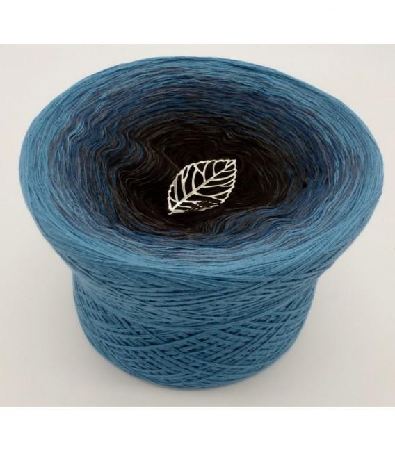 Blauer Planet (Blue planet) - 4 ply gradient yarn - image 7